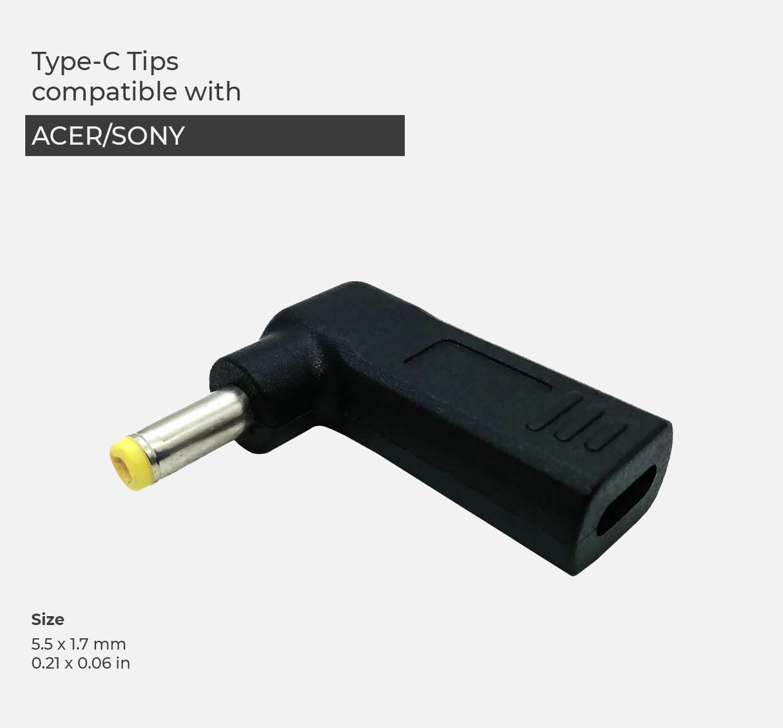 Type-C Tips Einova